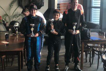 clubrace podium